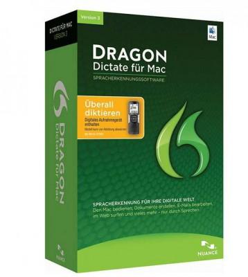 Spracherkennungssoftware Dragon